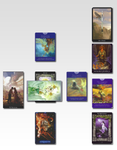Tarot Celtic Cross Layout