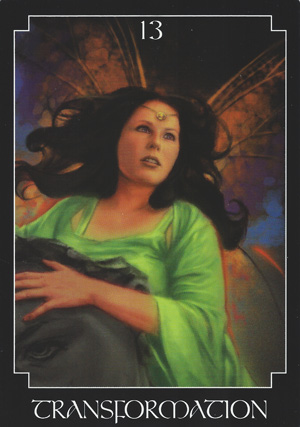 13-Transformation-PsychicTarot