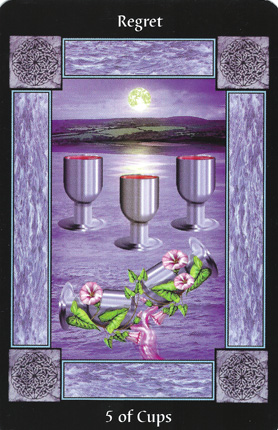 Cups-Water-5ofCups-CelticTarot
