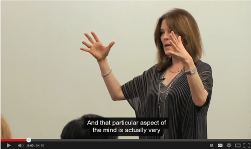 """our deepest fear analysis essay Marianne williamson's piece on """"our deepest fear"""" is motivational it motivates you to speak out and be yourself don't be afraid to show the real you."""