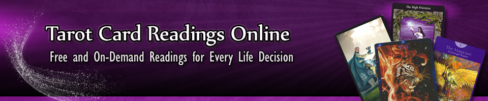Free online tarot card reading.