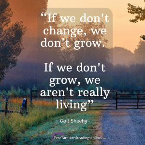 How to accept and be open to positive change in your life (Inspire Quote)